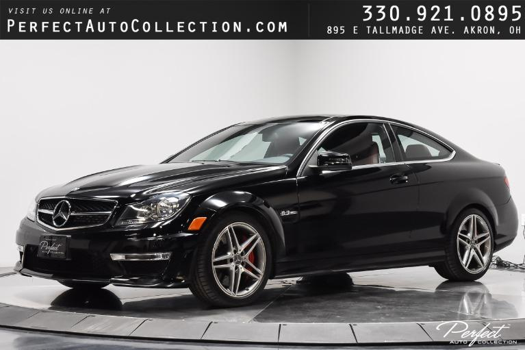 Used 2013 Mercedes-Benz C-Class C 63 AMG for sale $41,995 at Perfect Auto Collection in Akron OH