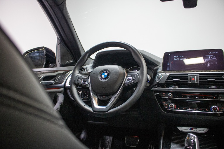 Used 2018 BMW X3 M40i Sport Utility 4D