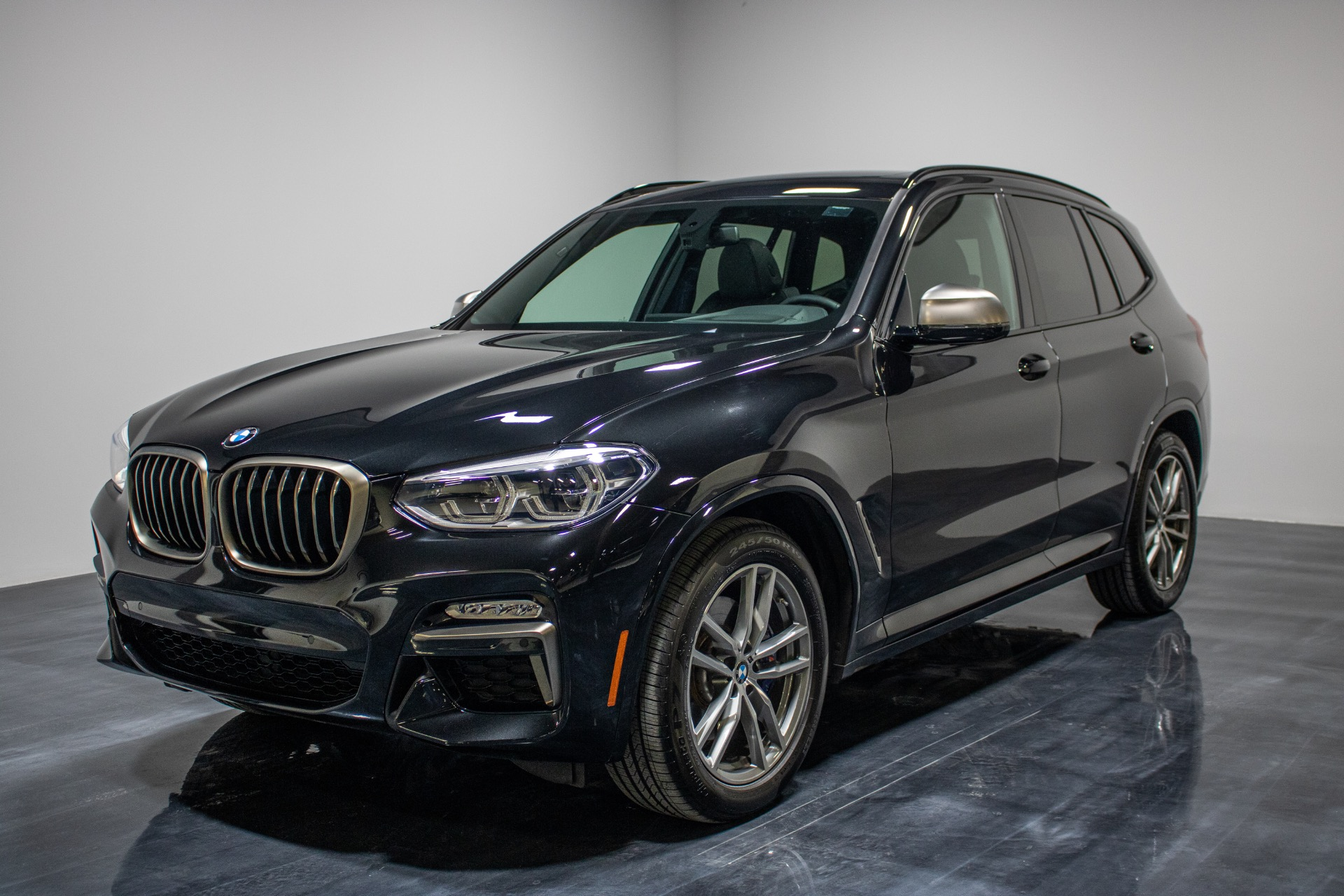 Used 2018 BMW X3 M40i Sport Utility 4D for sale Sold at Perfect Auto Collection in Akron OH 44310 1