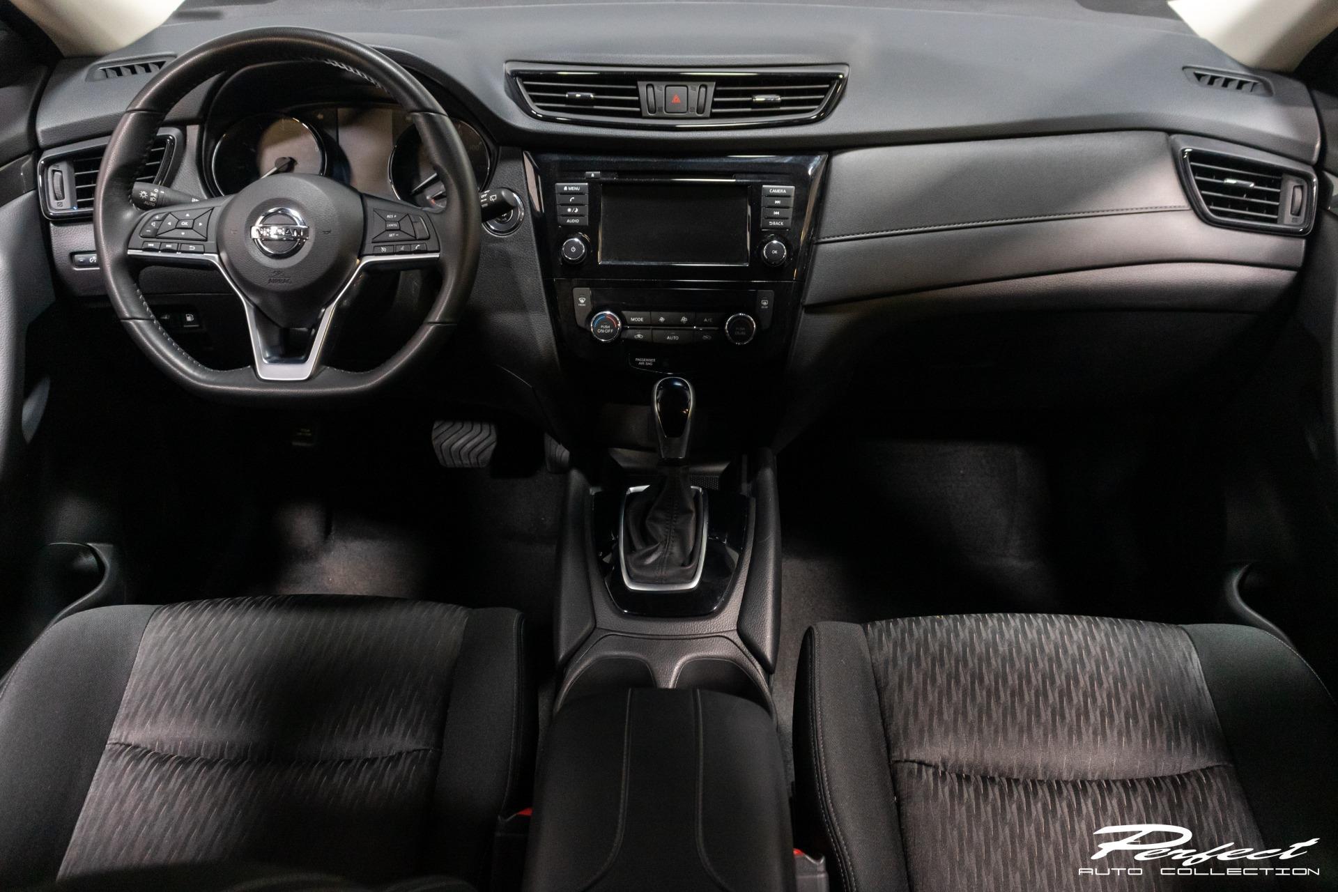 Used 2020 Nissan Rogue SV