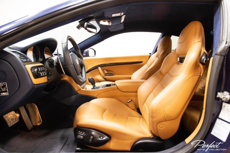 Used 2017 Maserati GranTurismo Sport