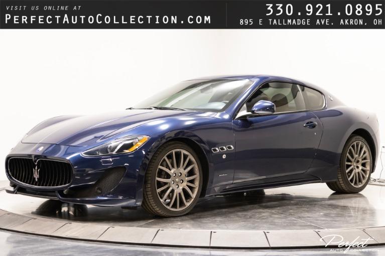 Used 2017 Maserati GranTurismo Sport for sale $75,495 at Perfect Auto Collection in Akron OH
