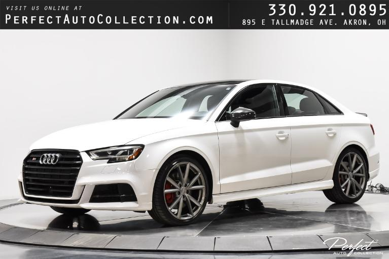 Used 2017 Audi S3 2.0T quattro Premium Plus for sale $37,995 at Perfect Auto Collection in Akron OH