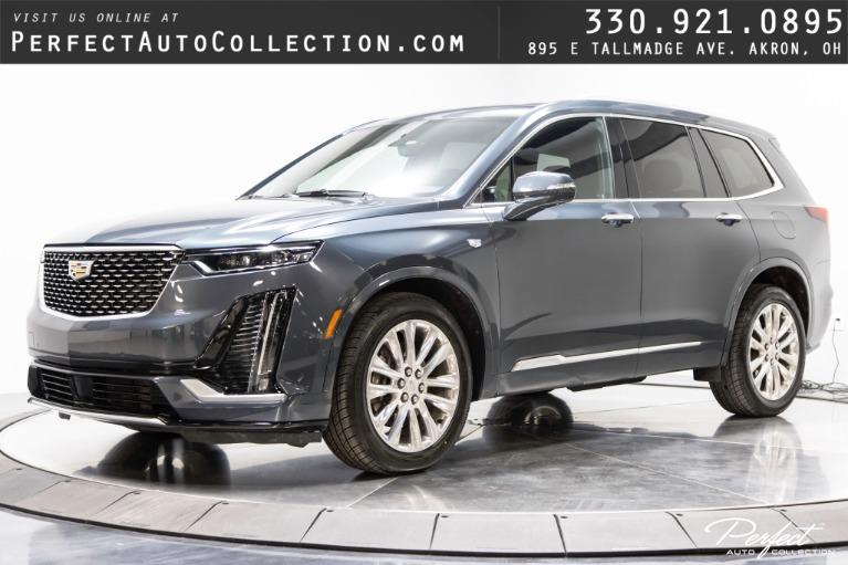 Used 2020 Cadillac XT6 Premium Luxury for sale $54,995 at Perfect Auto Collection in Akron OH
