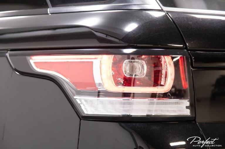 Used 2016 Land Rover Range Rover Sport SVR