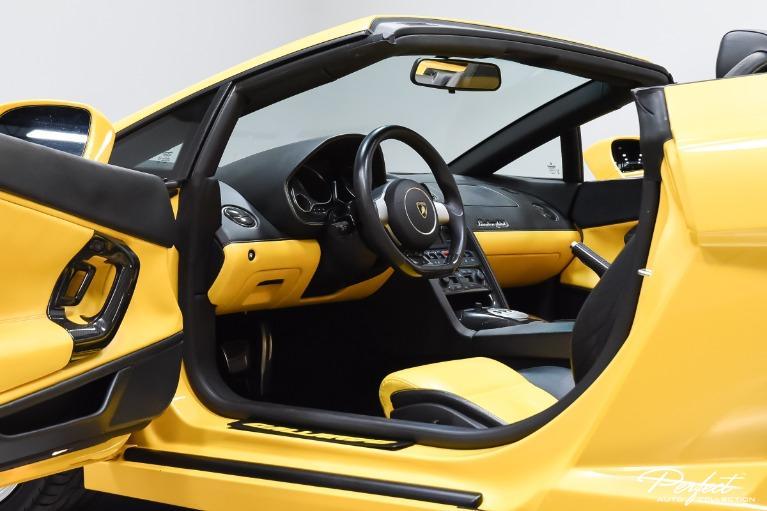 Used 2007 Lamborghini Gallardo Spyder