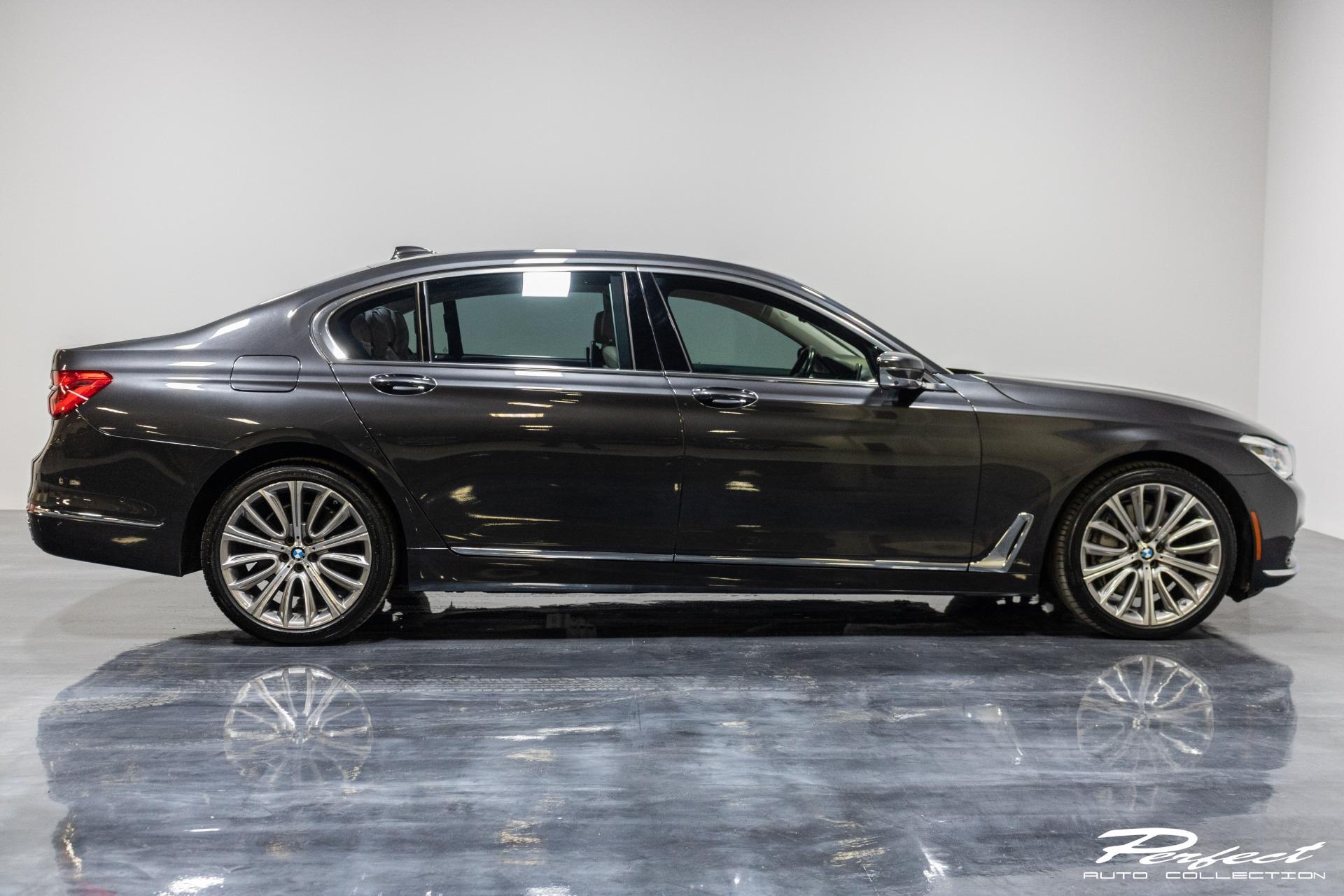 Used 2016 BMW 7 Series 750i xDrive