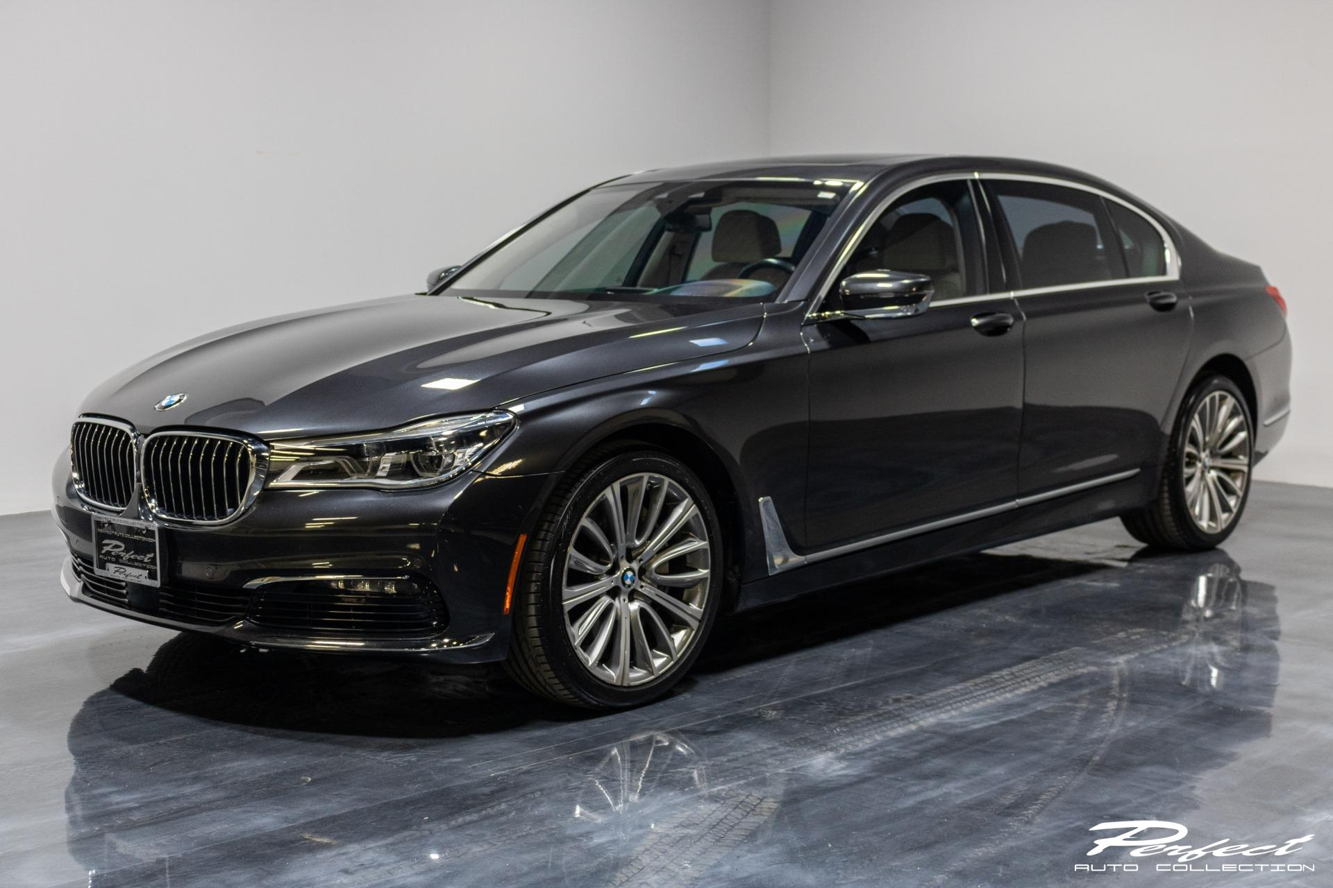 Used 2016 BMW 7 Series 750i xDrive for sale Sold at Perfect Auto Collection in Akron OH 44310 1
