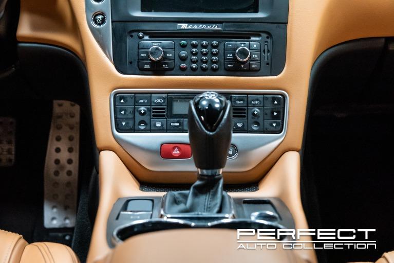 Used 2014 Maserati GranTurismo Sport