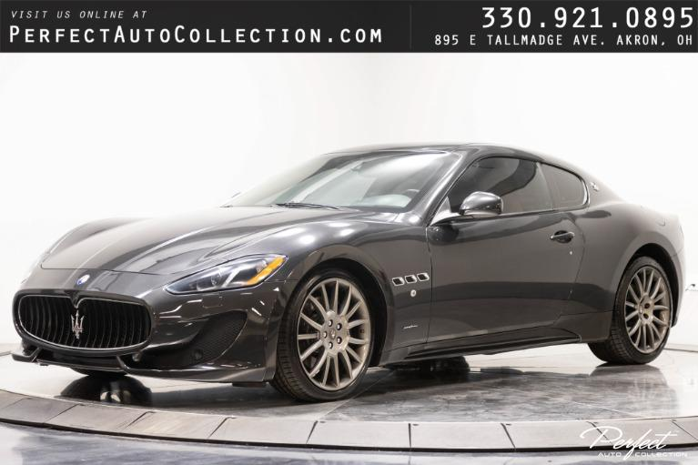 Used 2014 Maserati GranTurismo Sport for sale $49,795 at Perfect Auto Collection in Akron OH