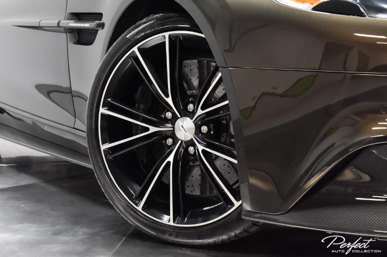 Used 2014 Aston Martin Vanquish