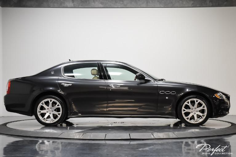 Used 2010 Maserati Quattroporte