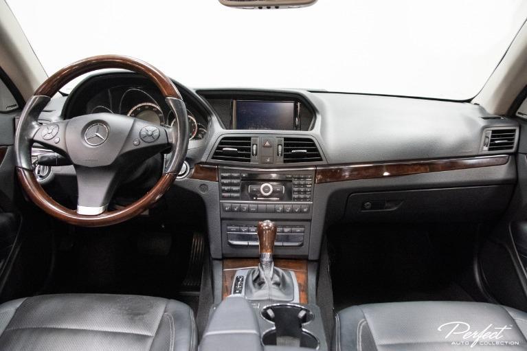 Used 2011 Mercedes Benz E Class E 550