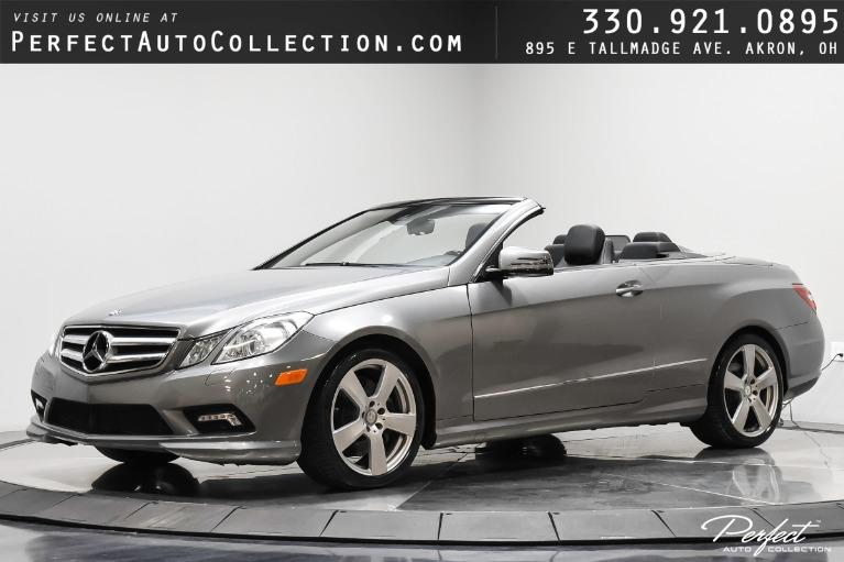 Used 2011 Mercedes-Benz E-Class E 550 for sale $22,495 at Perfect Auto Collection in Akron OH