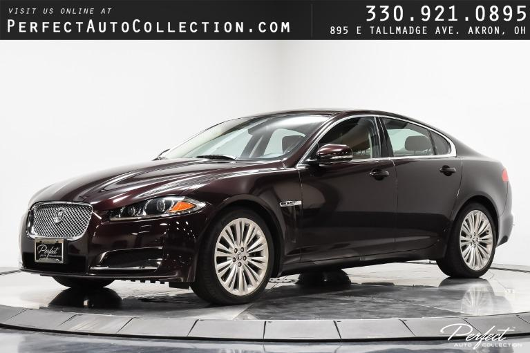 Used 2012 Jaguar XF Portfolio for sale $24,995 at Perfect Auto Collection in Akron OH