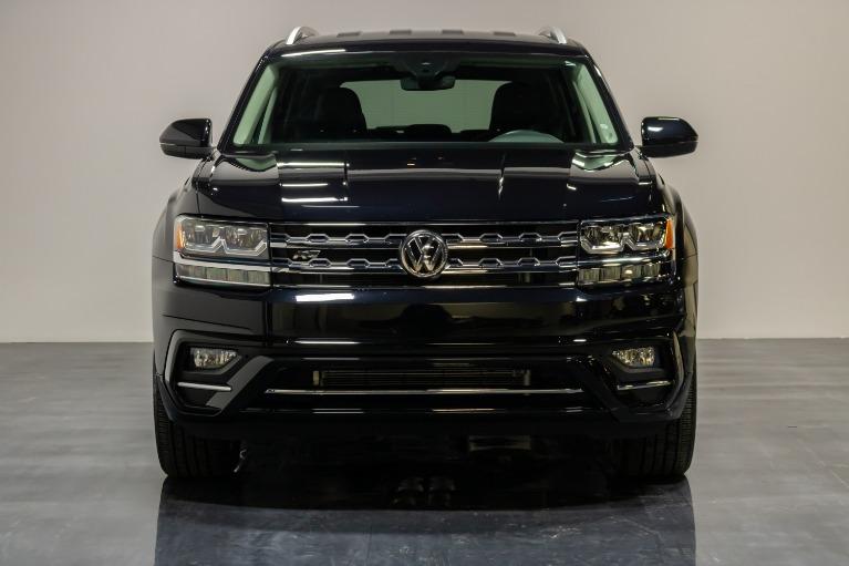 Used 2019 Volkswagen Atlas V6 SE 4Motion