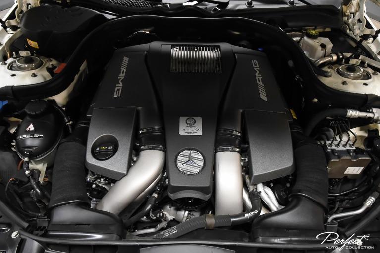 Used 2014 Mercedes Benz E Class E 63 AMG S Model