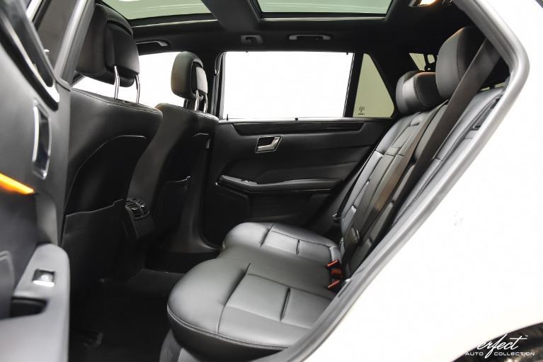 Used 2016 Mercedes Benz E Class E 350 4MATIC