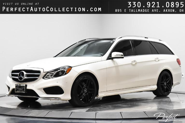 Used 2016 Mercedes-Benz E-Class E 350 4MATIC for sale $40,995 at Perfect Auto Collection in Akron OH