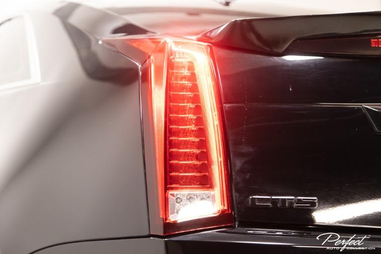 Used 2012 Cadillac CTS V