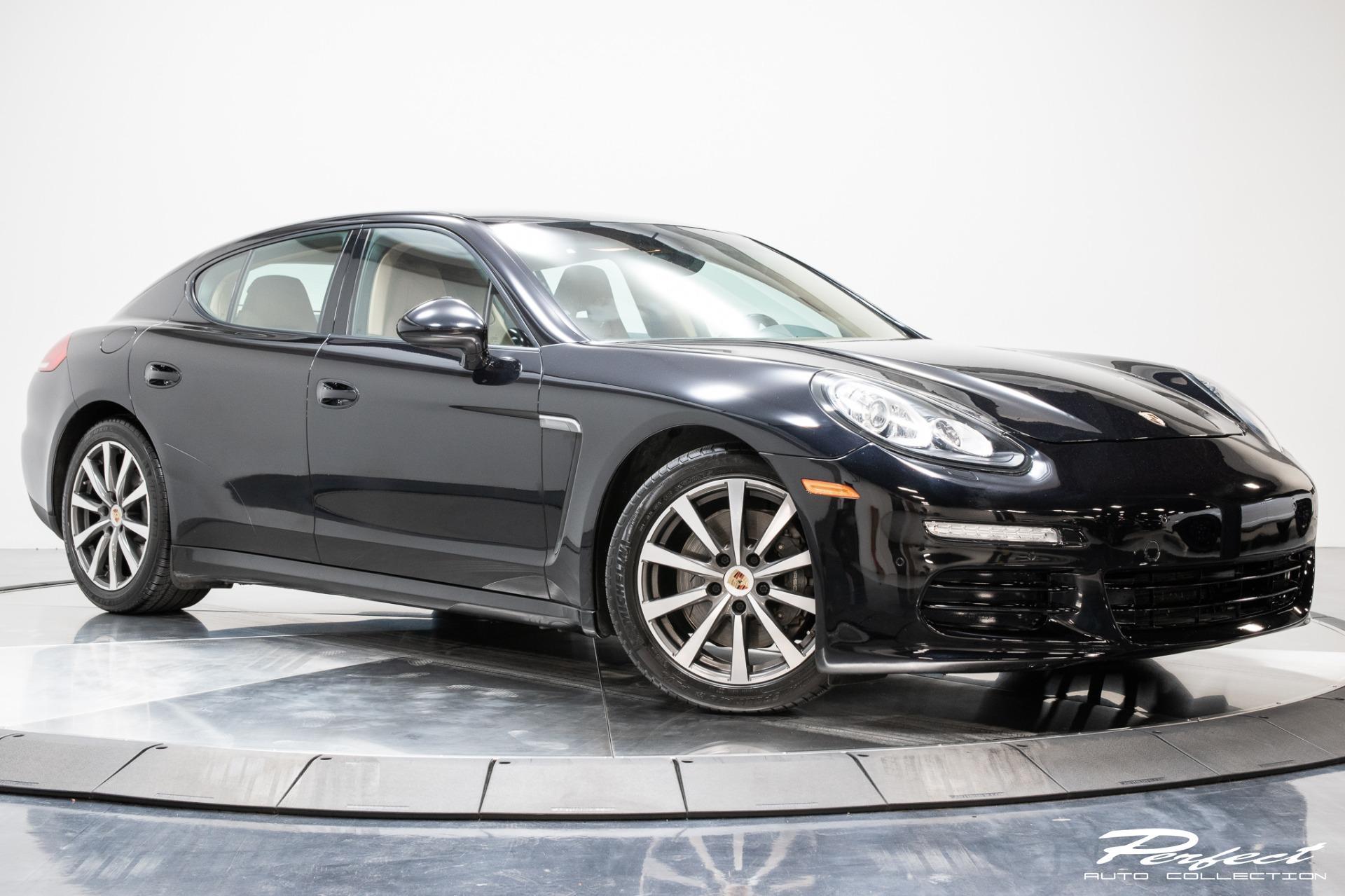 Used 2015 Porsche Panamera 4
