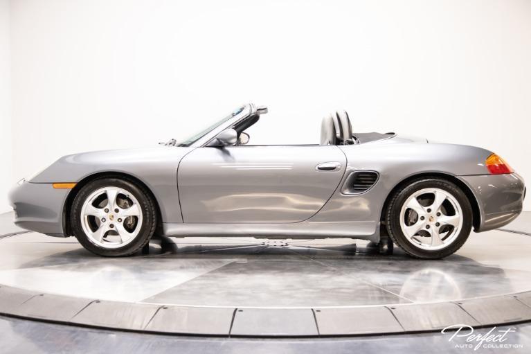 Used 2001 Porsche Boxster