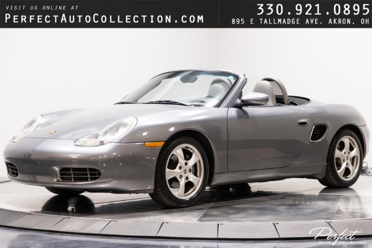 Used 2001 Porsche Boxster for sale $18,995 at Perfect Auto Collection in Akron OH