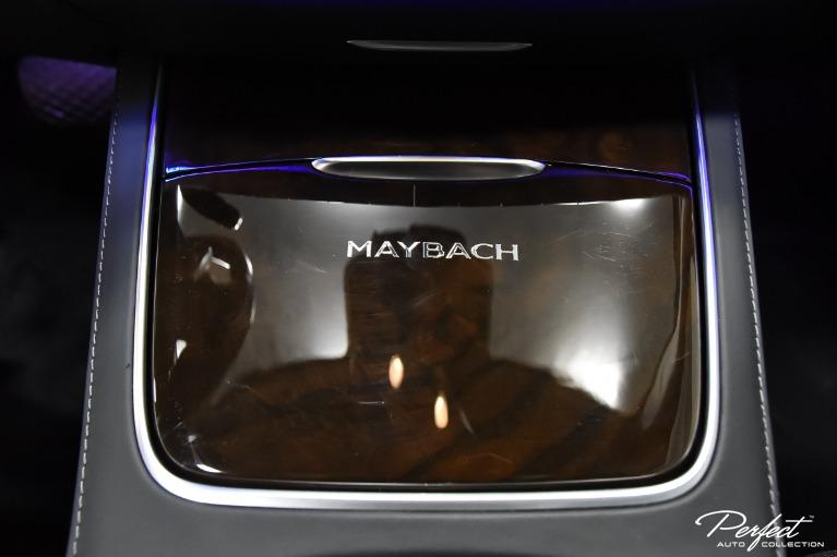 Used 2016 Mercedes Benz S Class Mercedes Maybach S 600
