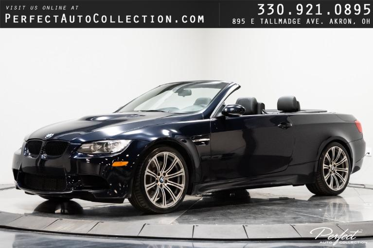 Used 2011 BMW M3 for sale $34,795 at Perfect Auto Collection in Akron OH