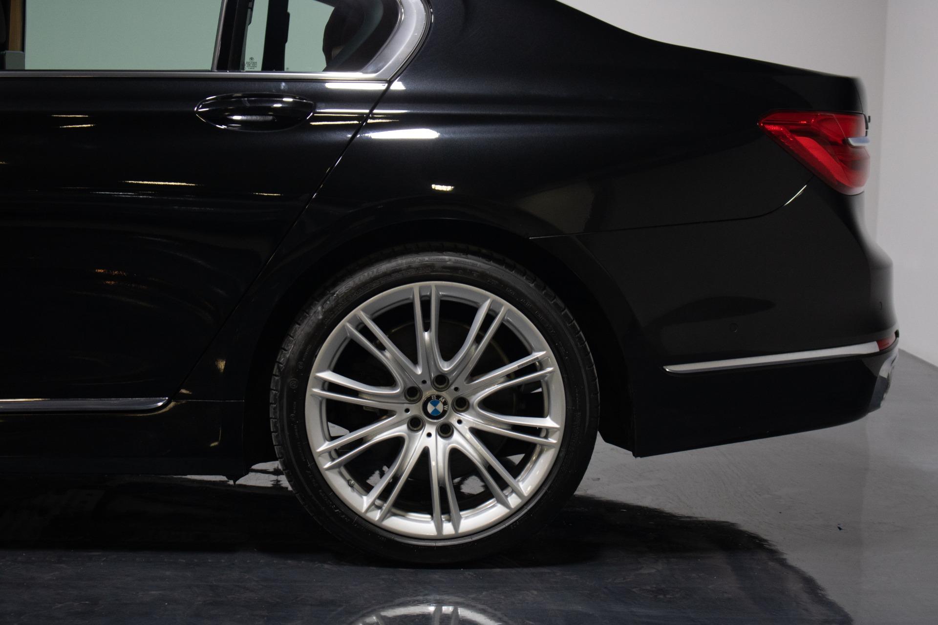Used 2016 BMW 7 Series 750i xDrive Individual