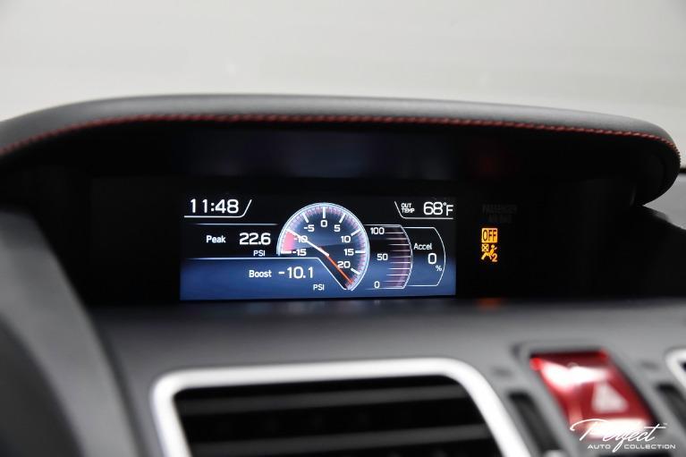 Used 2020 Subaru WRX Premium