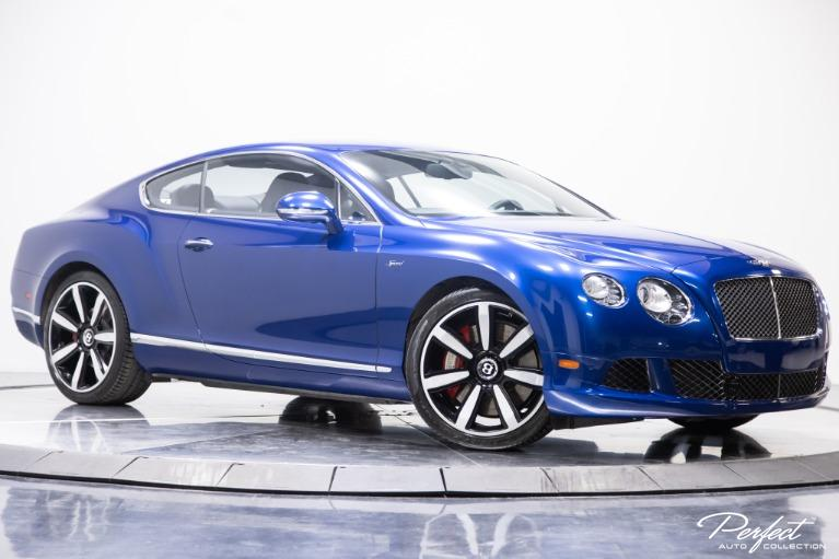 Used 2015 Bentley Continental GT Speed