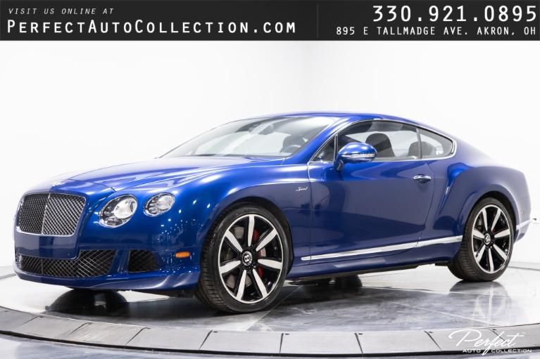 Used 2015 Bentley Continental GT Speed for sale $123,995 at Perfect Auto Collection in Akron OH