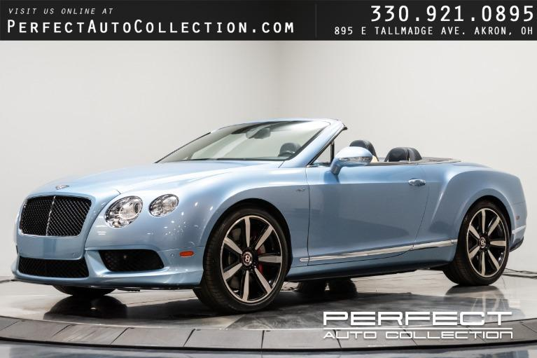 Used 2015 Bentley Continental GT V8 S for sale $129,995 at Perfect Auto Collection in Akron OH