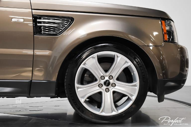 Used 2012 Land Rover Range Rover Sport HSE LUX