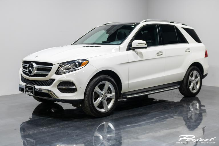 Used 2017 Mercedes Benz GLE GLE 350 4MATIC
