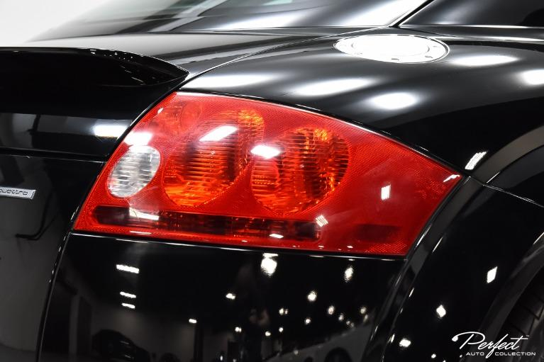 Used 2001 Audi TT 225hp quattro