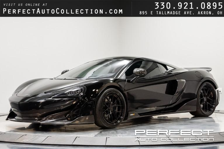 Used 2019 McLaren 600LT for sale $244,995 at Perfect Auto Collection in Akron OH