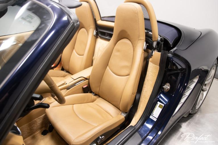 Used 2007 Porsche Boxster S