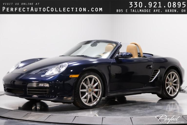 Used 2007 Porsche Boxster S for sale $34,995 at Perfect Auto Collection in Akron OH