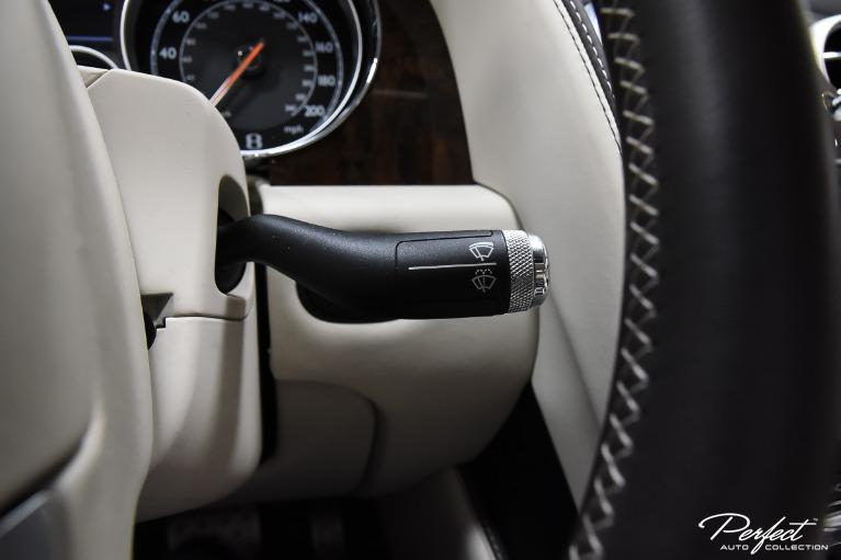 Used 2014 Bentley Flying Spur Mulliner Driving Specification