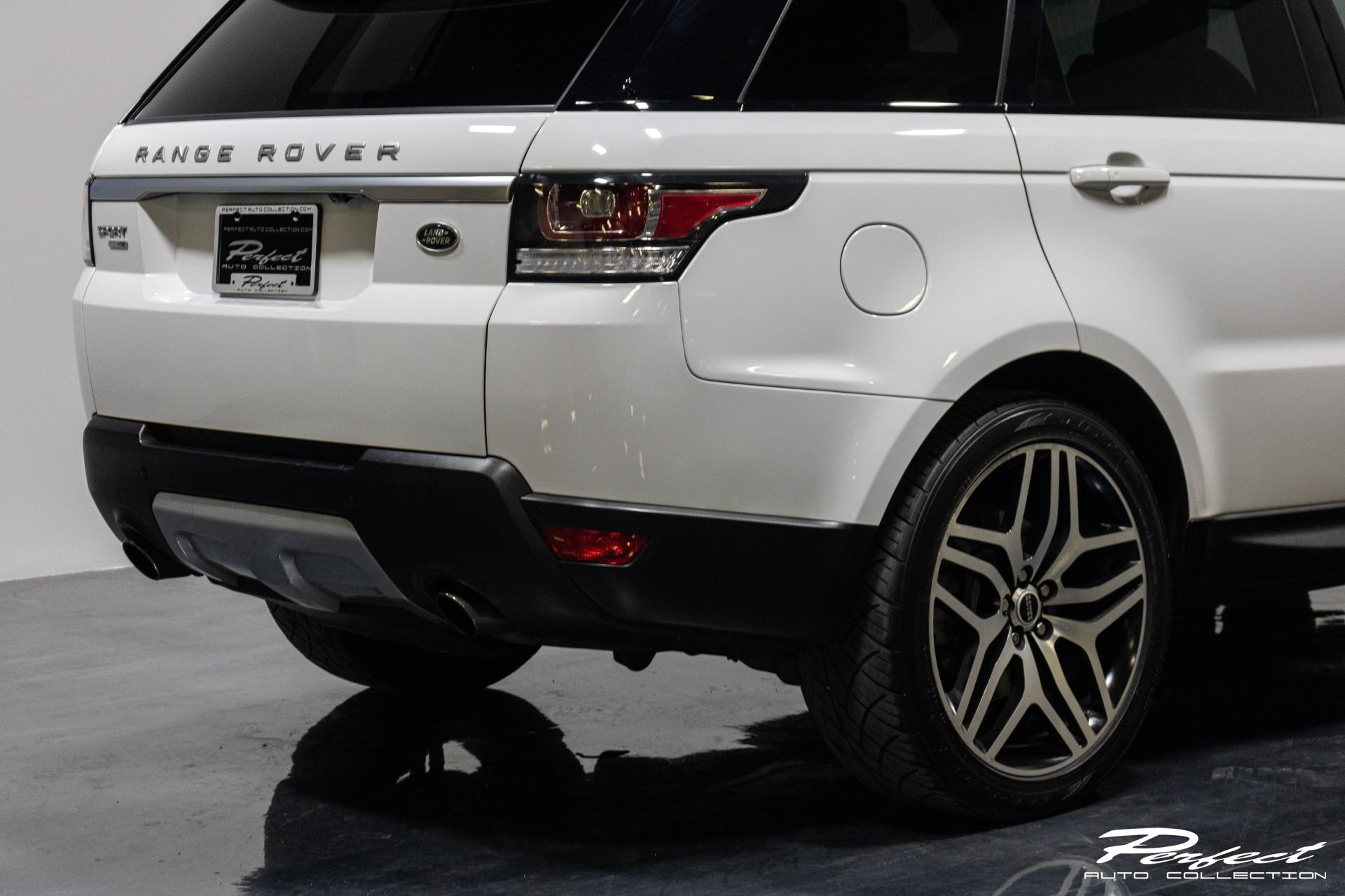 Used 2014 Land Rover Range Rover Sport HSE