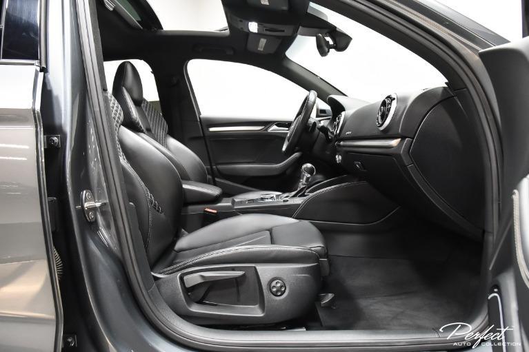 Used 2016 Audi S3 20T quattro Prestige