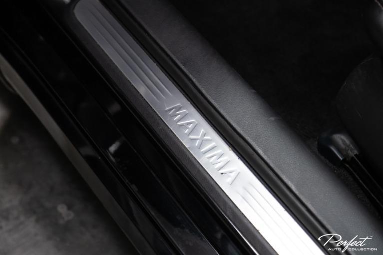 Used 2014 Nissan Maxima 35 S