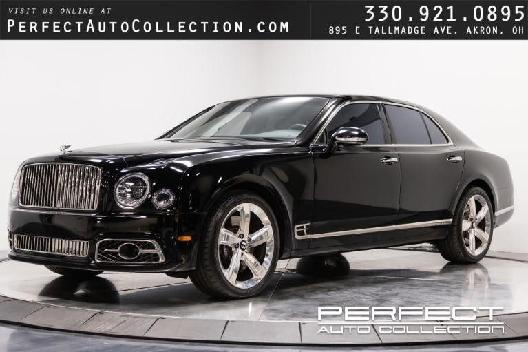 Used 2017 Bentley Mulsanne Speed for sale $199,995 at Perfect Auto Collection in Akron OH