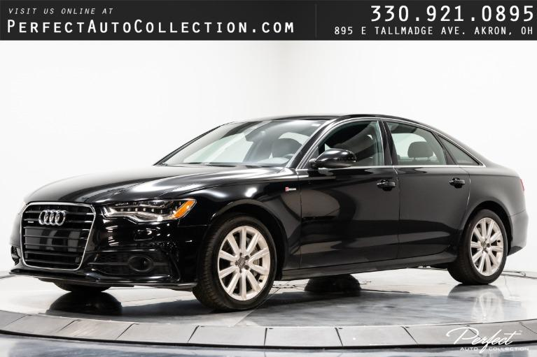 Used 2013 Audi A6 3.0T quattro Prestige for sale $19,995 at Perfect Auto Collection in Akron OH