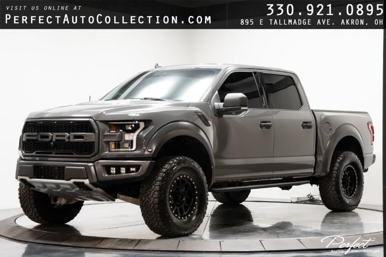 Used 2020 Ford F-150 Raptor for sale $80,995 at Perfect Auto Collection in Akron OH