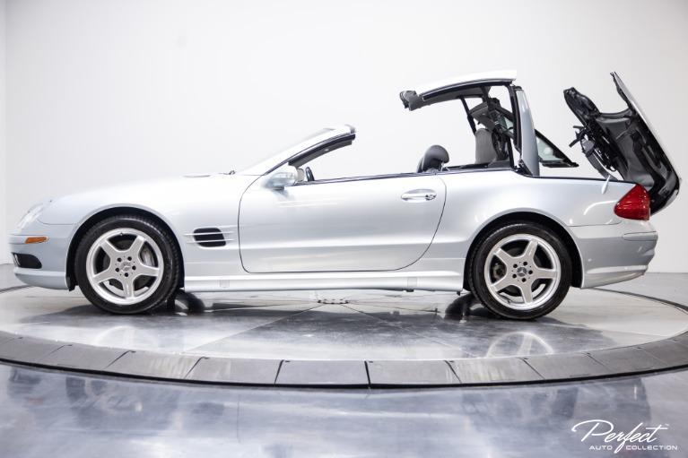 Used 2003 Mercedes Benz SL Class SL 500