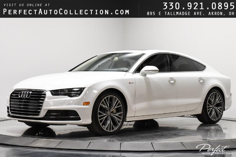 Used 2016 Audi A7 3.0T quattro Prestige for sale $42,995 at Perfect Auto Collection in Akron OH