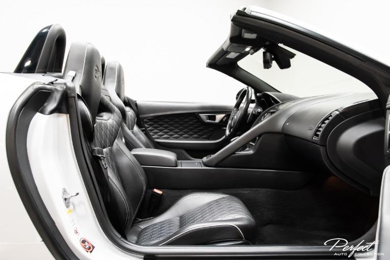 Used 2017 Jaguar F TYPE SVR